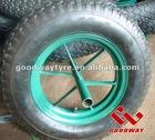 400-4 wheelbarrow tyre