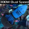 300W dual speed Sea scooter, water propeller