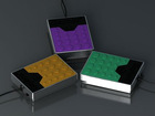 colorful Sustain Pedal for electronic organ