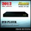 2012 New Arrival MINI Fashion Design Home Use HDMI DVD Player
