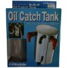 GRedy Chrome Aluminum Oil Catch Tank