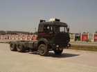 Noth Benz semi trailer truck