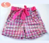 100% cotton children's shorts