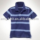 Brand 100% Cotton Boy Polo Shirt