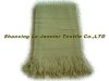 BF006-SD Tabby Bamboo Fiber& Cotton Blended Throw,Bamboo Fiber Throw, Bamboo Throw, Throw