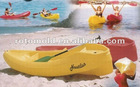 2012 TOP Sale Rotational Durable Plastic Kayak For Entertainment In High Quality