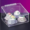Clear Acrylic Cake Case