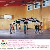 Dia 3m tartan kids playing parachute