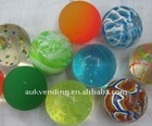 TRANSPARENT RUBBER BALLS