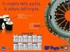 PVC/SBR Orange logo Mat