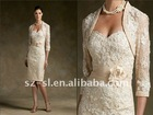 Fancy Sexy Short Lace with Bead Womens Hot sex images Sweetheart Mother of the Bridal Dresses SL-x0209