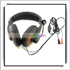 Wholesale! Cheap Long Wire Computer Headphone