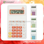 8 Digits Sound Calculator with mini size for office&business