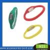 fashion silicone wristwatch