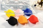 silicone all mobile phone holder earphone winder for iphone 4 4s