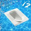 Ceramic Build-in Platform Pan Squatting Toilet