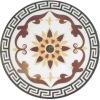 waterjet marble&granite tile floor medallion patterns(competitive price)