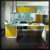 19-36mm glass kitchen countertop
