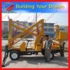 14 M Trailer Mounted Work Platform 0086 371 65866393