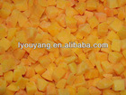 IQF yellow peach from china