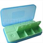 Plastic Braille Medicine Box