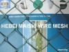 Plastic Chain Link Fencing