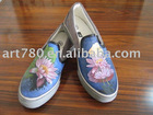 Hand painted shoes(women)
