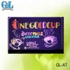 led advertising writing board GL-AT