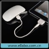 Power Bank 4000mA USB External Backup Battery for iPhone iPod iPad mobile phone Tablet PC MID Universal Battery Charger