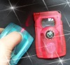 ABS 420steel compass led light multi tool card C370