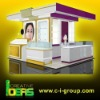 Cosmetic Glasses Showcase display Counters