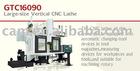 GTC16090 Large-size Vertical CNC Lathe