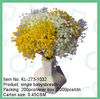 2012 new design artificial single babysbreath