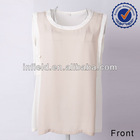 Fashion design ladies lace tank top