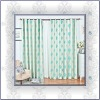 Hot Fashion Polyester/Cotton home blackout Curtain