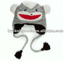 FASHION LADIES knitted ANIMAL HATS
