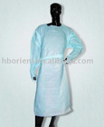CPE Protective gown