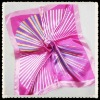 Wholesale Fashion Square Twill Silk Scarf