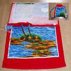 Beach towel(SG06-8T010)-face towel