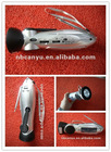 high quality led flashlight with FM/AM radio