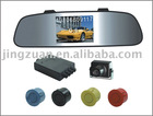 Bluetooth Visual Parking Sensor with camera(Rear Mirror)CRM-350BLB