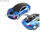 wireless car model mouse