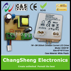 1X1W 350mA Constant Current LED Power Driver, KA3X1W