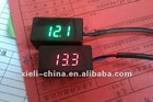 Mortorcyle DC Voltmeter For Singapore Market