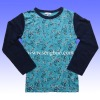 Boys T-shirts,t-shirts,Cotton t-shirts(637G002)