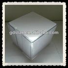 promotional transparent plastic Memo Pad box