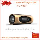 super loud mini speaker-610 for sports loud mp3 speakers