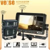 Vehicle Rear View Backup Camera System with wireless