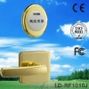 hot Zinc Alloy for five star hotel card lock