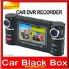 New design 2.7 inch screen dual lens car dvr recorder for X-6000